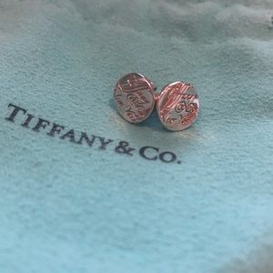 Tiffany & Co stud earrings